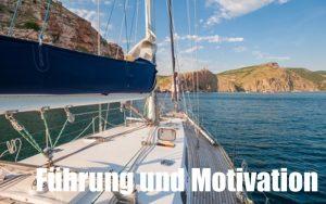 Führungstraining, Richtig führen und motivieren