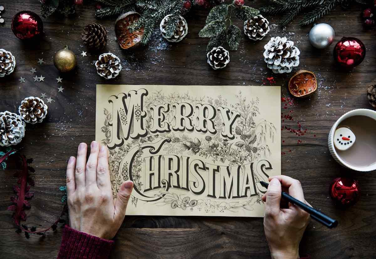 Besinnliche Weihnachtstage