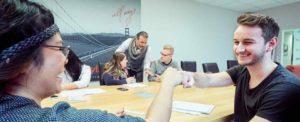 Unternehmer-Werkstatt, Führung lernen