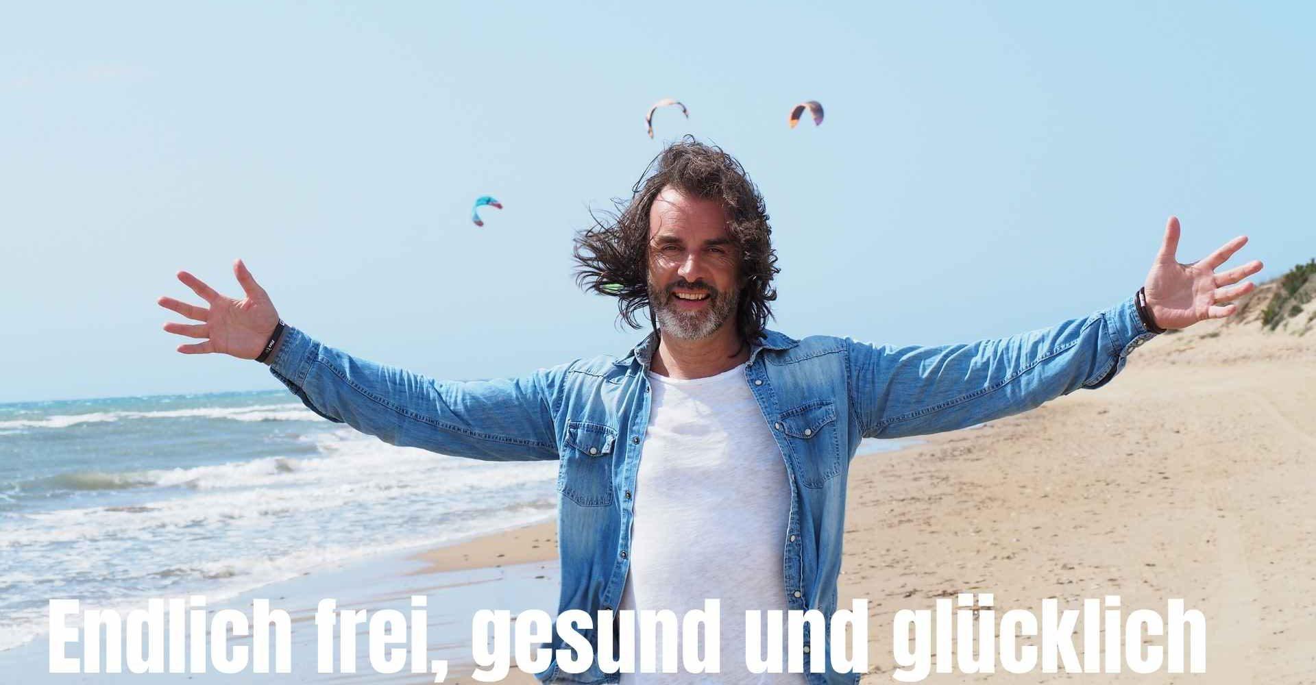 Frei und glücklich leben, Mike Aßmann, Onlinecoaching